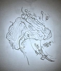 #brain #flamboide #parasite