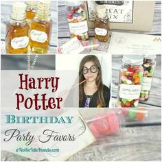 Harry Potter Birthda