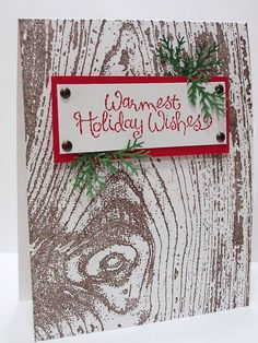 IC165 Warm Holiday Wishes by lakind - Cards and Paper Crafts at Splitcoaststampers