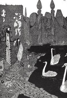 Harry Clarke и его сказочный мир .великие иллюстраторы. http://www.liveinternet.ru/users/vladlysen/post301561229/  Harry Clarke (1...