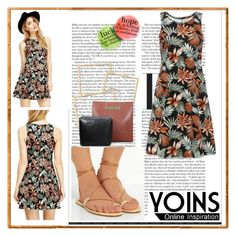 """YOINS-7"" by djulovic-mirela ❤ liked on Polyvore featuring yoins"