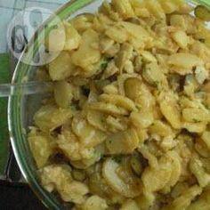 Photo recette : La vraie salade de pommes de terre allemande