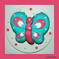Le Monde de Kita: Mademoiselle Papillon Ce week-end, une petite fill...
