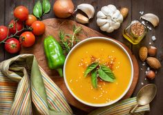 Nutrisystem provides recipes for 3 winter soups that won& ruin your weight loss progress. Healthy Soup Recipes, Fall Recipes, Dinner Recipes, Zoodle Recipes, Pumpkin Recipes, Vegetable Recipes, Appetizer Recipes, Yummy Recipes, Vegan Recipes