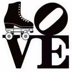 stencils of roller skates Roller Derby, Roller Disco, Roller Skating Party, Skate Party, Skating Rink, Figure Skating, Quad Skates, Speed Skates, Rollers