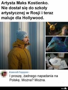 Wtf Funny, Hilarious, Funny Lyrics, Polish Memes, Funny Mems, Life Humor, Best Memes, Sentences, Cool Pictures