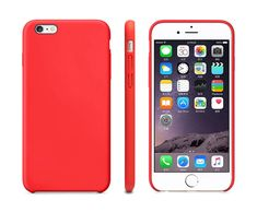 There are six color for your iPhone 6S, iPhone 6 and 6 plus, Black, Blue, Green, Pink, White, Red.  Protect Feature: 1. Light & Thin 2. Sturdy Case 3. Innovative Button Design