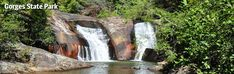 Hike this area and see wonderful waterfalls, spectacular sights and LOTS of natural beauty.