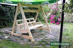 Садовые качели - сидячие или раскладные, с навесом или под открытым небом. Делаем своим близким комфортную зону отдыха.