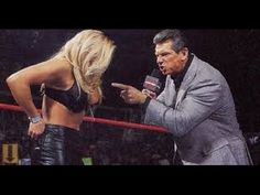 WWE | Trish stratus strips and barks like a dog | full show