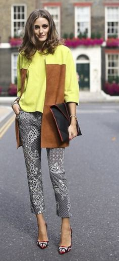 great pants - Olivia Palermo