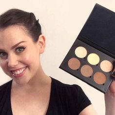 3 Ways To Use This Contour Palette (Besides Contouring). Makeup is what you make of it!