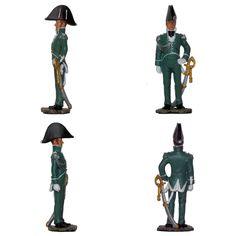 """General de artillería Charles-Nicolas d'Anthouard de Vraincourt (Hachette - Colección """"Mariscales del Imperio"""") - Subido desde www.elgrancapitan.org"""