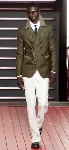 John Varvatos : Milan Fashion Week S/S 2013