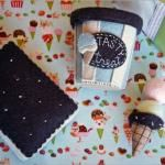 Free Sewing Pattern: A Trio of Sweet Treats