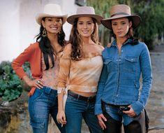 Foto de las actrices de Pasión de Gavilanes
