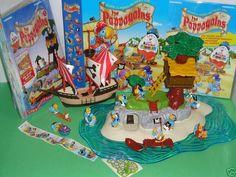 Ferrero Diorama Los Papagallos Insel Und Schiff 100 Ori OVP RAR | eBay