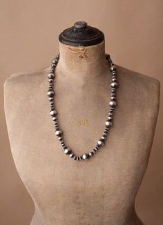 Navajo Pearl Necklace