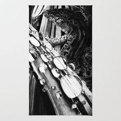 The Lizard Area & Throw Rug by Maria Bozina - $28.00