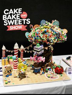 Australian Cake Decorating Championships is the worlds richest cake competition showcasing cake and sugarcraft masterpieces from Australia's leading artists Cake Competition, Rich Cake, Cake Stuff, No Bake Cake, Diana, Cake Decorating, Birthday Cake, Sweets, Baking