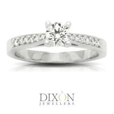 Custom Diamond Engagement Rings Portfolio l Dixon Jewellers Diamond Engagement Rings, Jewels, Jewerly, Gemstones, Diamond Engagement Ring, Fine Jewelry, Gem, Jewelery, Jewelry