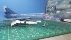 Super Etendard, Armada Argentina, 1/48. Kitty Hawk.