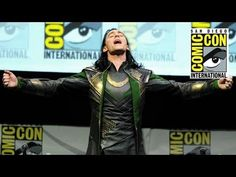 Marvel Cinematic Universe Comic Con 2013 - Full Panel - Thor: The Dark World, Captain America: The Winter Soldier, and Guardians of the Galaxy