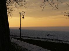 Téli Balaton - Fonyód