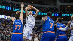 """Dirk Nowitzki: """"We'd love to have Carmelo Anthony in Dallas"""