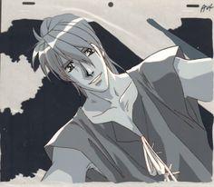 ESCAFLOWNE-Anime-Cel-02-RARE-YOUNG-FOLKEN-FLASHBACK-anime-cel