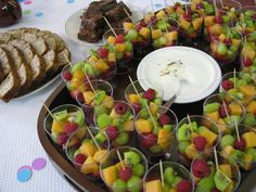 Fruit Display Ideas | playingwithmycamera: tea party baby shower