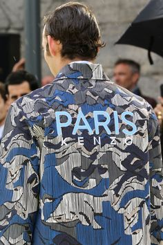 Kenzo | Spring 2015 Menswear Collection | Style.com Zippertravel.com Digital Edition