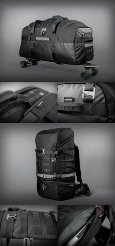 Monolith is a new collection of bags by Heimplanet... More details >