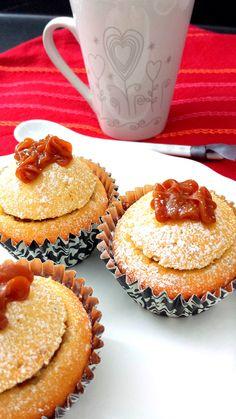 Il s'agit d'une sorte de muffin garni de dulce de leche (confiture de lait argentine)