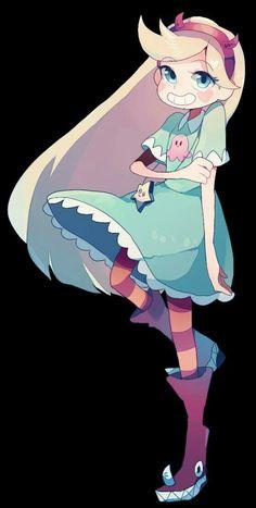 Star butterfly