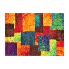 Loloi Rugs Barcelona Shag Rug in Multi - buybuyBaby.com