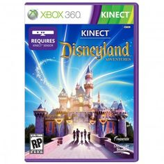 Kinect Disneyland Adventures, $50 | Best Xbox Games for Kids - Parenting.com