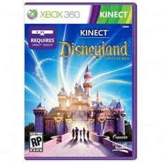 Kinect Disneyland Adventures, $50 | Best Xbox Games for Kids - Parenting.com