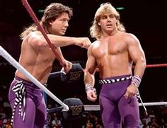 The Rockers - Marty Janetty - Shawn Michaels