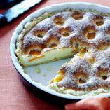 Glutenfri aprikospaj