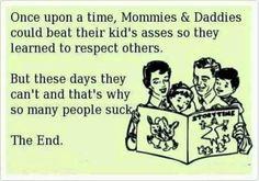 True story....