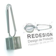 Redesign tea equipment - by silvanuno.com