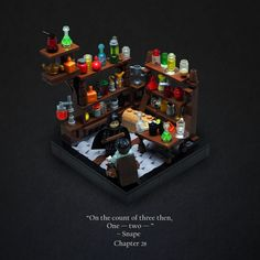 Occlumency LEGO Harry Potter and the Order of the Phoenix