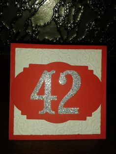 42 card