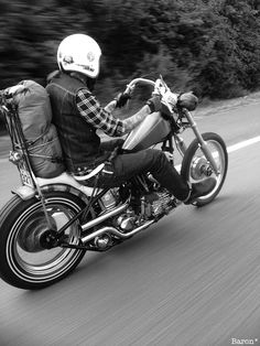pack light and go... | #motorcycle #motorbike