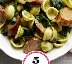 Quick and easy dinners: 30 easy dinner recipes for 30 days - Canadian Living Quick Dinner Recipes, Quick Easy Meals, Easy Dinners, Breakfast Recipes, Pasta Recipes, Cooking Recipes, Healthy Recipes, Yummy Recipes, Chicken And Rice Dishes