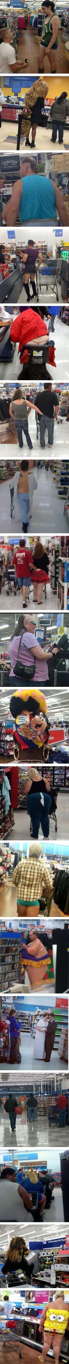 People of Walmart: WTF-Momente beim Einkaufen   Webfail - Fail Bilder und Fail Videos