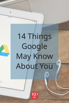 You're not going to believe all the info Google has on you...but it's true. And here's what you can do about it. #google #cybersecurity #scams #tech Computer Online, Computer Internet, Computer Tips, Technology Hacks, Computer Technology, Trust Games, Smartphone Hacks, Saved Passwords, Readers Digest