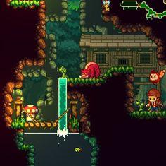 Image result for pixel art game