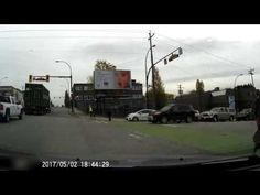 Dramatic dashcam video of VPD stopping driver of stolen SUV - NEWS 1130